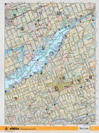 rice lake ontario map Ccon14 Topo Rice Lake rice lake ontario map