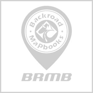 Bulkley-Nechako (Smithers to Vanderhoof) BC Waterproof Map