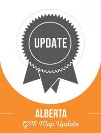 Alberta Backroad GPS Maps Update