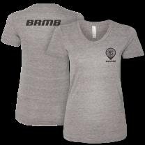 BRMB Logo T-Shirt - Women