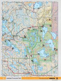 CEAB67 TOPO - Lakeland Provincial Park