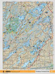 CCON30 TOPO - Frontenac Provincial Park