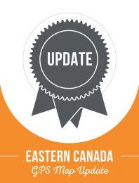 Eastern Canada GPS Update 50% off