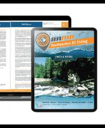 Southeastern BC Fishing Mapbook - 3rd Edition - EBOOK