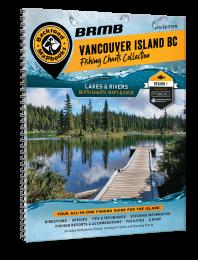 Vancouver Island Fishing BC - 4th Edition
