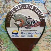 Cariboo Chilcotin Coast BC Geocoin