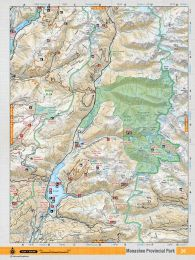 KRBC26 TOPO - Monashee Provincial Park