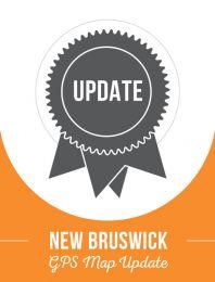New Brunswick Backroad GPS Maps Update
