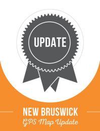 Update - New Brunswick Backroad GPS Maps (60% discount)