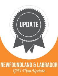 Newfoundland & Labrador Backroad GPS Maps Update