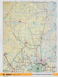 NOAB8 TOPO - Fort Assiniboine Sandhills Wildland