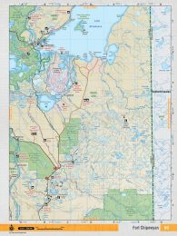 NOAB90 TOPO - Fort Chipewyan
