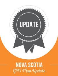 Nova Scotia Backroad GPS Maps Update