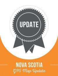 Update - Nova Scotia Backroad GPS Maps (60% discount)