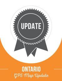Ontario Backroad GPS Maps Update