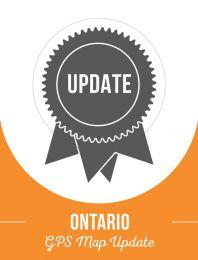 Update - Ontario Backroad GPS Maps (60% discount)
