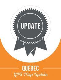 Quebec GPS Update