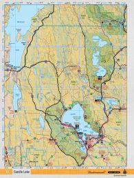 SKSK81 TOPO - Candle Lake