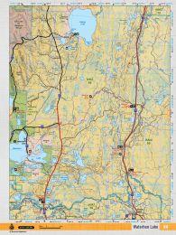 SKSK88 TOPO - Waterhen Lake