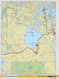 SKSK93 TOPO - Deschambault Lake