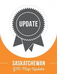 Saskatchewan Backroad GPS Maps Update