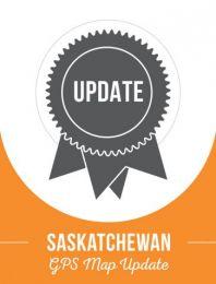 Update - Saskatchewan Backroad GPS Maps (60% discount)