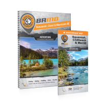 Vancouver, Coast & Mountains BC Waterproof Bundle