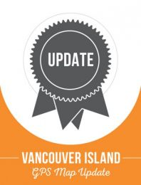 Vancouver Island BC Backroad GPS Maps Update