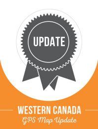 Update - Western Canada Backroad GPS Maps (60% discount)