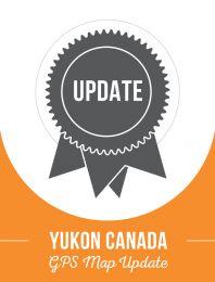 Update - Yukon Backroad GPS Maps (40% discount)
