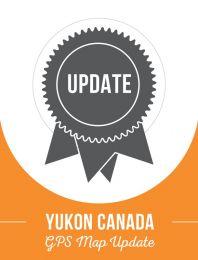 Update - Yukon Backroad GPS Maps (60% discount)