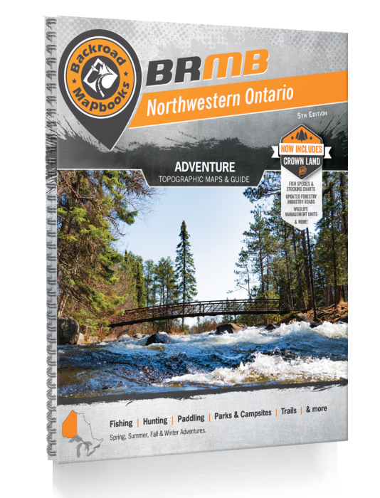 Northwestern Ontario - 5th Edition