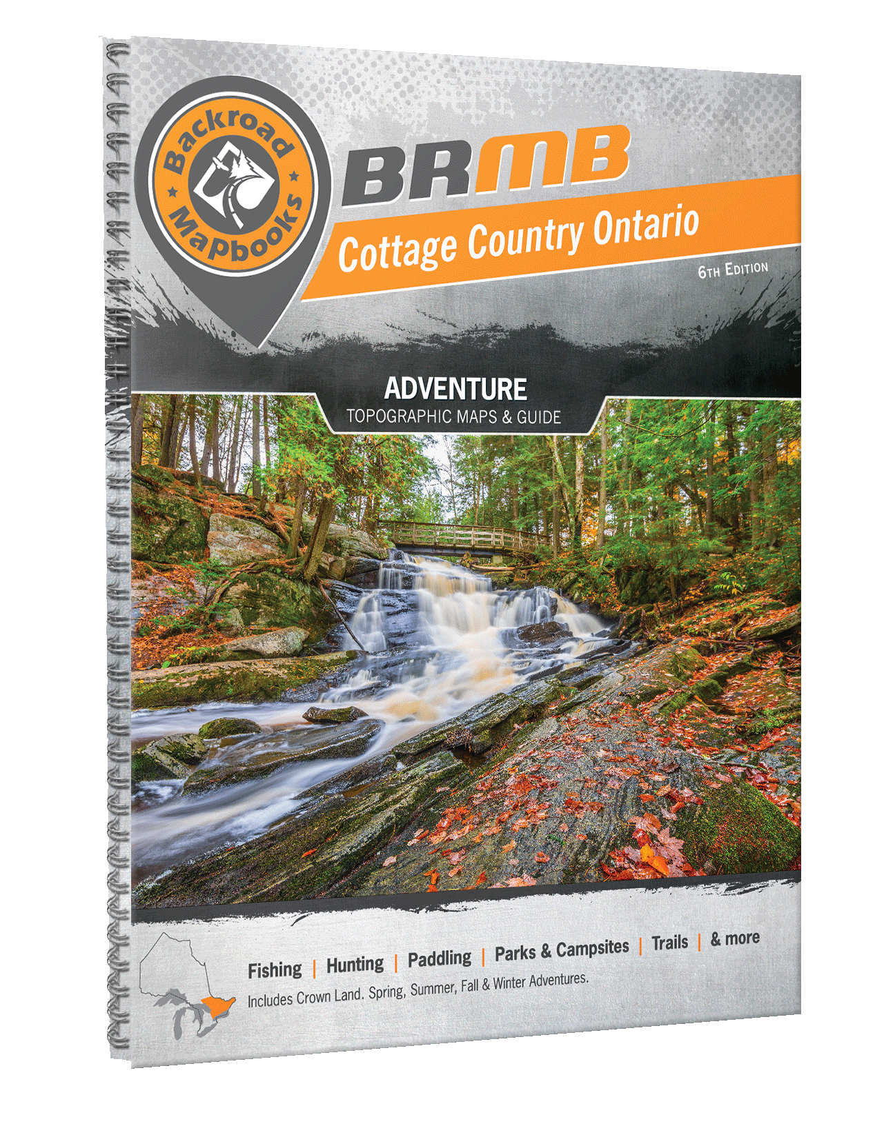 Cottage Country Ontario - 6th Edition