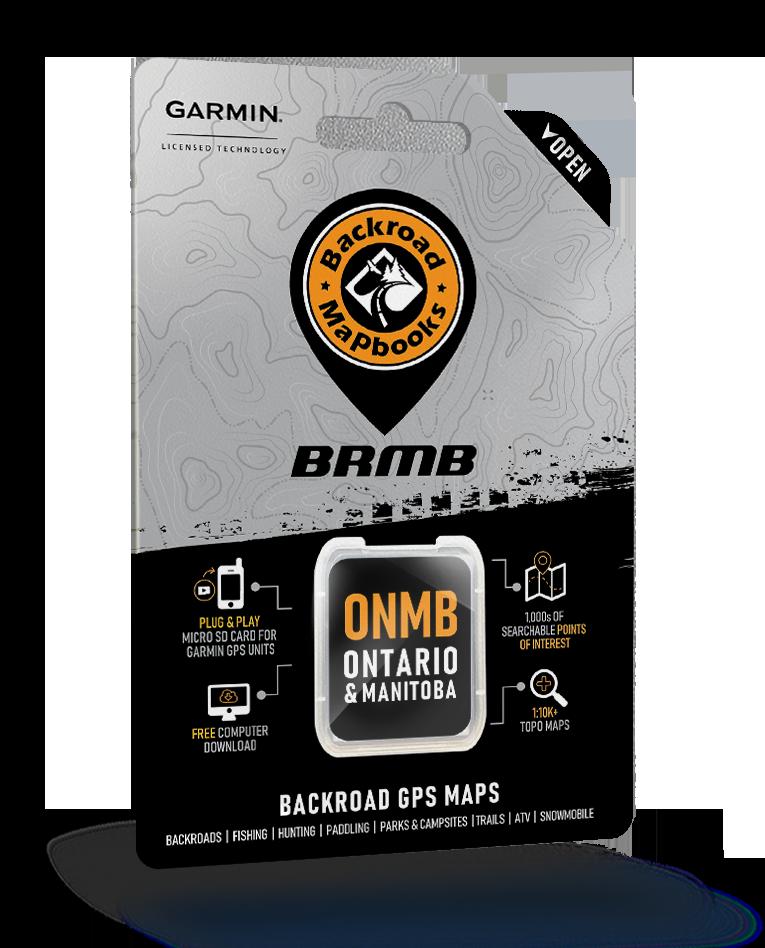 Ontario & Manitoba - V2020 GPS Maps