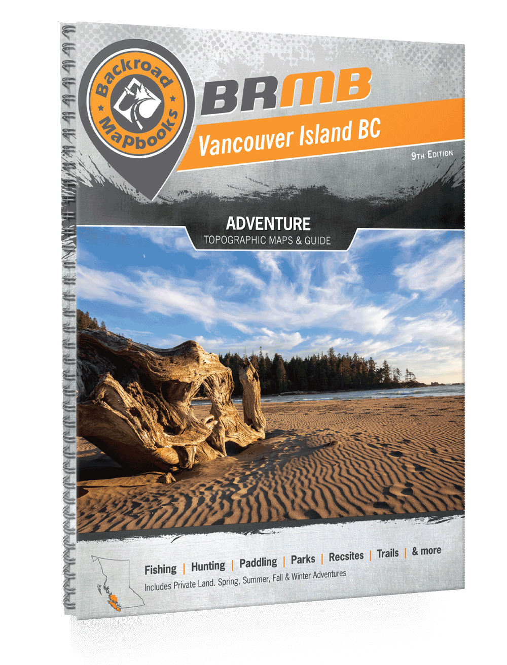 Vancouver Island BC - 5th Edition