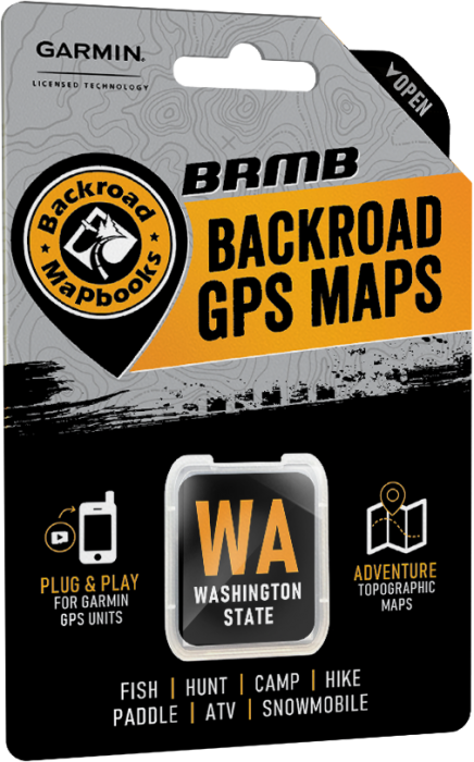 Washington State - V2020 GPS Maps