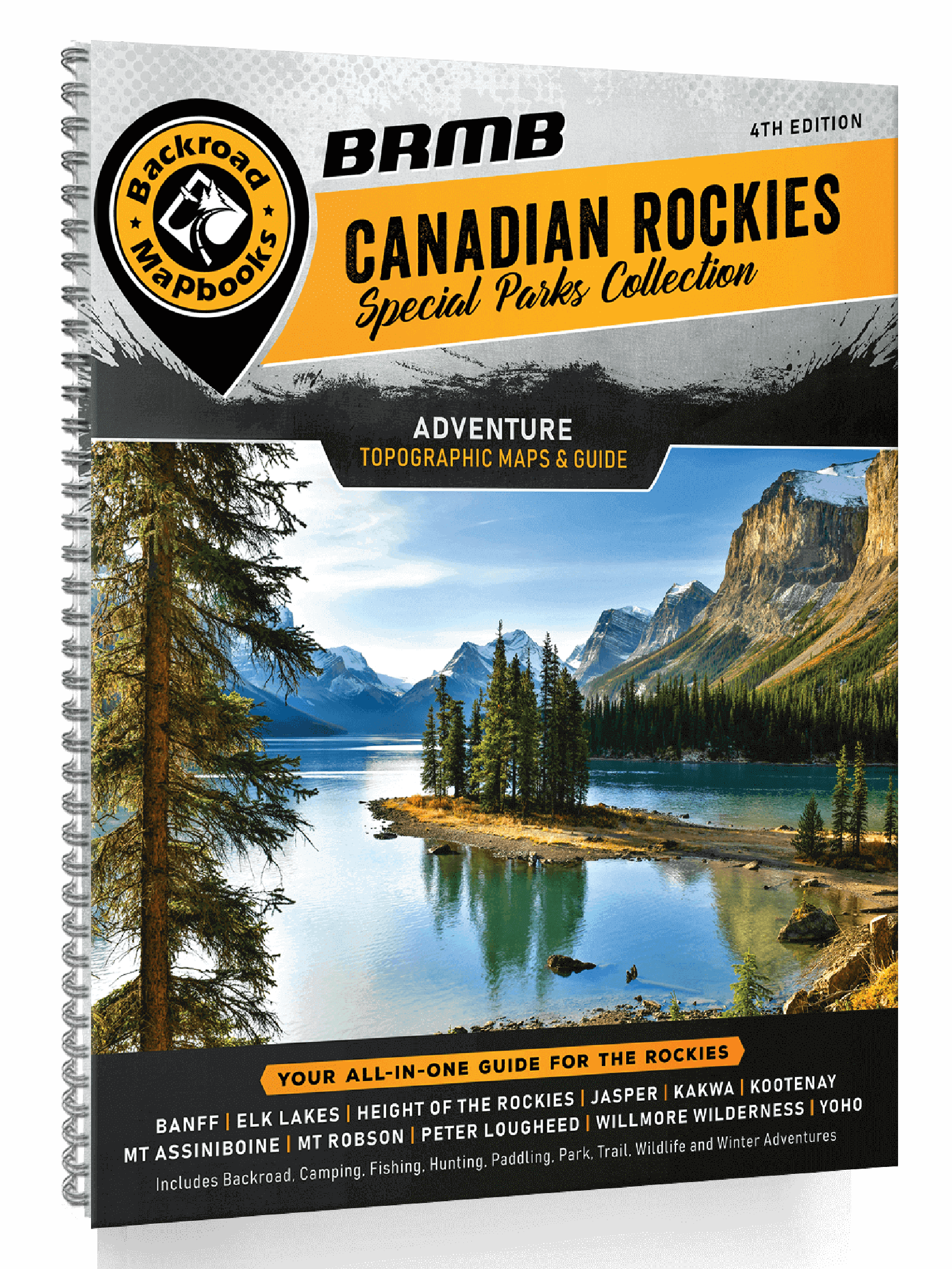 Canadian Rockies - 4th Edition