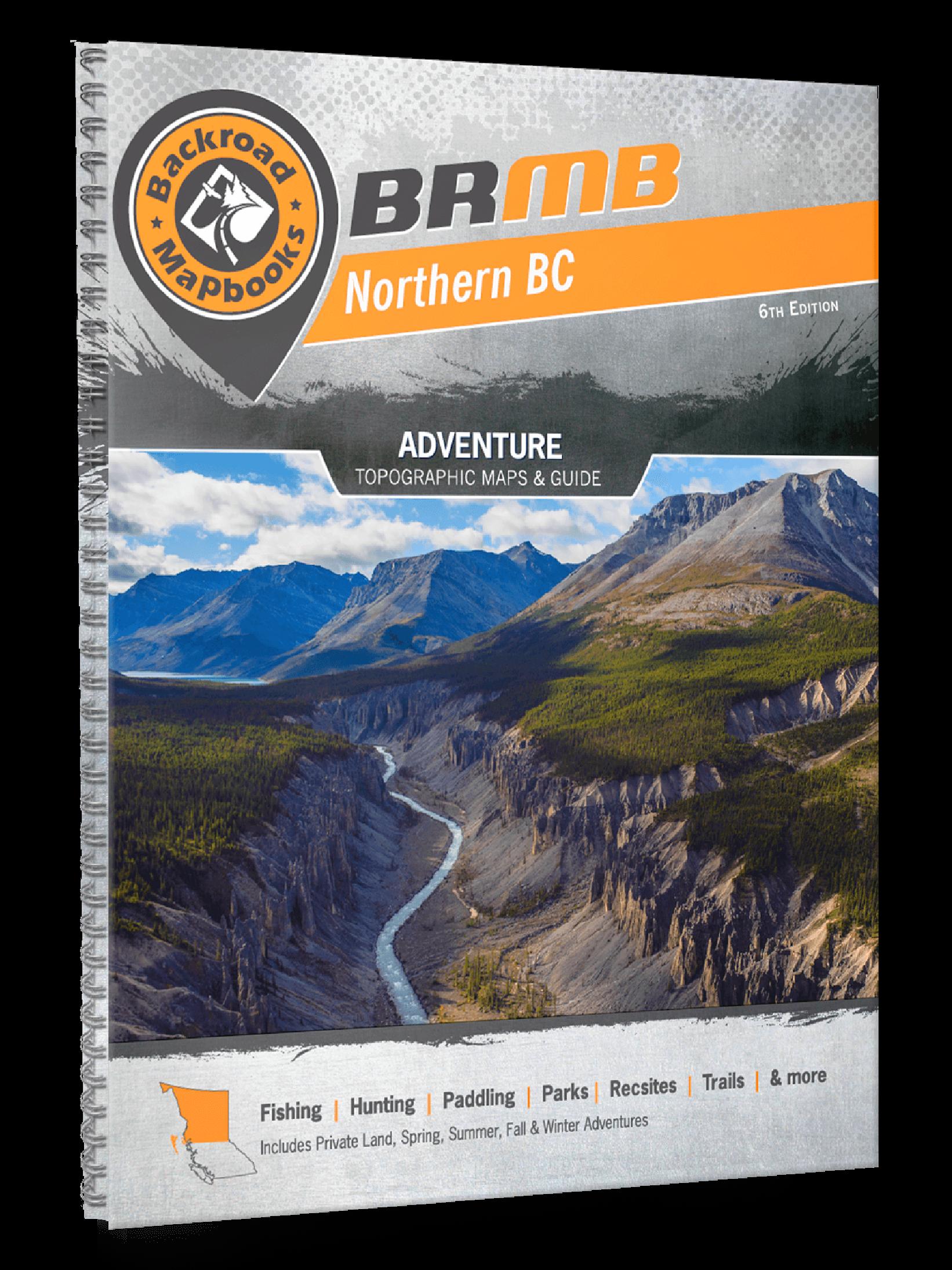 Northern BC - 6th Edition
